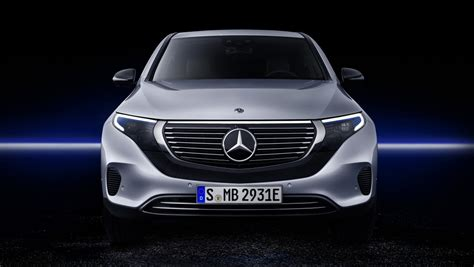 Mercedes Eqc 2019 by Mercedes Eqc 2019 Revealed Car News Carsguide
