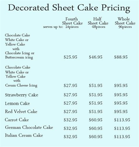 Compare Price To Oasis Cake 13 Best Images About Negocios On Before And