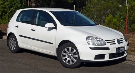 Golf 1 6 Auto by Volkswagen Golf 1 6 2006 Auto Images And Specification