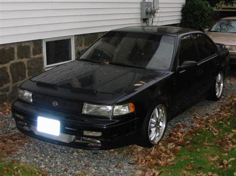 how cars work for dummies 1993 nissan maxima engine control 4signs 1993 nissan maxima specs photos modification info at cardomain
