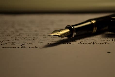best paper for pen writing the power of words