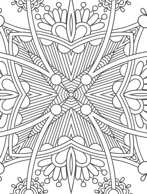 gorgeous coloring book for adults 20 gorgeous free printable coloring pages page 20
