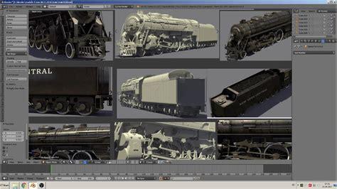 blender tutorial train blender tutorial build a train part23 youtube
