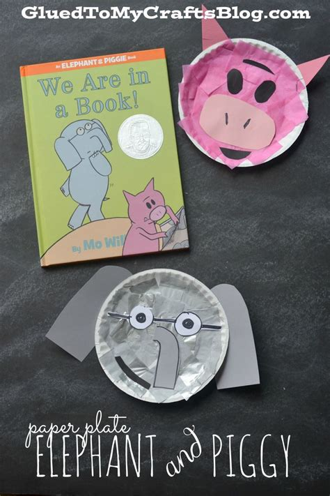 paper plate craft book 39 best children s book crafts images on