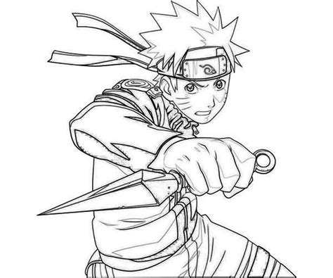 naruto uzumaki coloring pages free coloring pages of naruto wolf