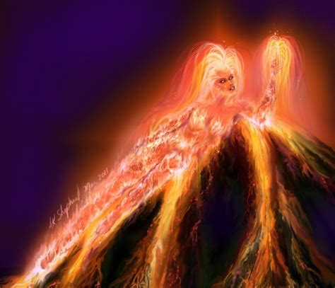 doodle god how to make volcano 17 best images about pele goddess of volcanoes on