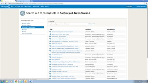 Find My Birth Records For Free How To Find Australian Births Deaths And Marriages On