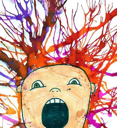 Dipingere Bambini by Tecniche Di Pittura Per Bambini 15 Idee Per Colorare