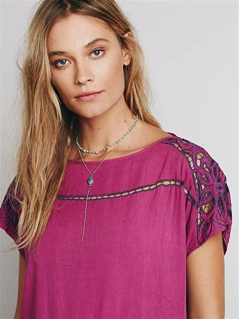 Dress Ayu free womens ayu dress in purple lyst