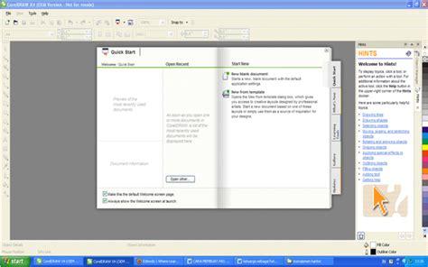 membuat gambar transparan di coreldraw x4 komputer asyik cara mudah membuat pas foto di corel x4