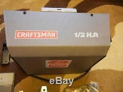 hp liftmaster sears craftsman garage door opener parts