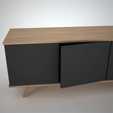 Home Design 3d Requirements by Ottawa Sideboard 3 Anthracite Join Furniture