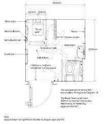 Disabled Baths And Showers wheelchair accessible wet room plans
