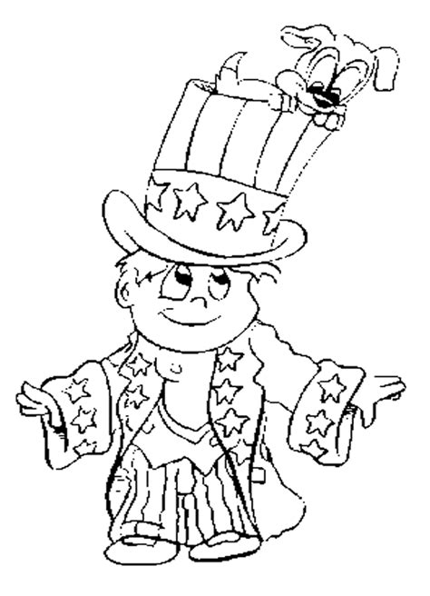 patriotic coloring pages for children the coloring pages