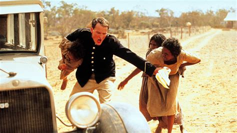 themes in the film rabbit proof fence rabbit proof fence a universe in itself