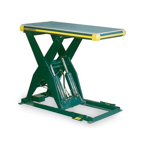 material handling cheap southworth backsaver lift tables