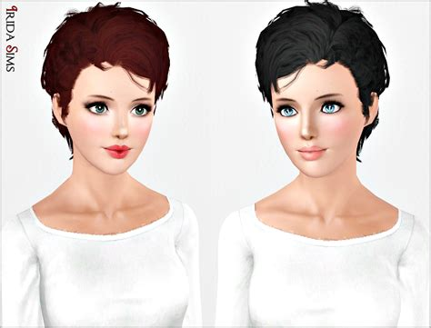 short female hair sims 3 sims 3 pixie cut hairstylegalleries com