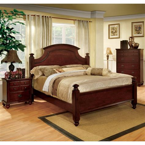 3 piece queen bedroom set furniture of america dryton 3 piece queen bedroom set in