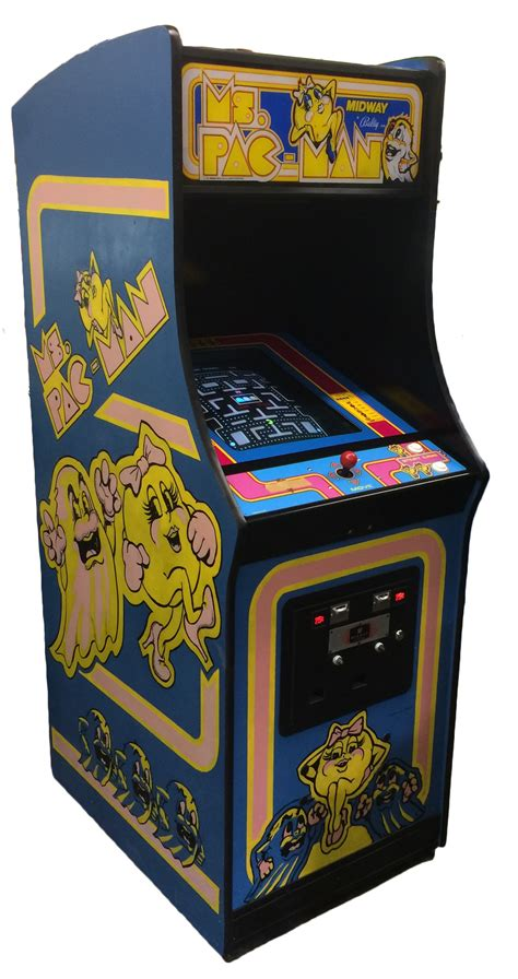 ms pacman arcade cabinet ms pacman cabinet cabinets matttroy