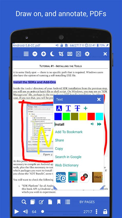mobi format ebook reader for android ebooka reader best book reader for everyone android