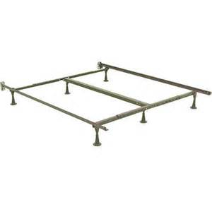 king cal king metal bed frame