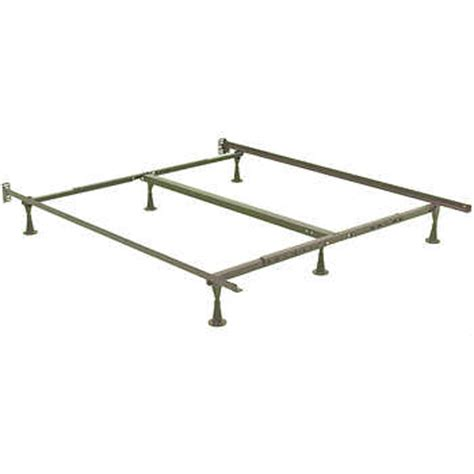 cal king metal bed frame king cal king queen metal bed frame