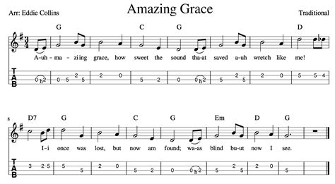 guitar tutorial amazing grace amazing grace guitar chords print out pictures to pin on