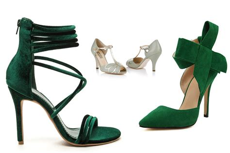 green shoes our current favorite green wedding shoes green wedding shoes