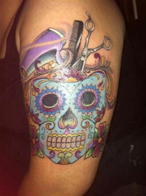stylist tattoos designs 25 best ideas about hairstylist tattoos on