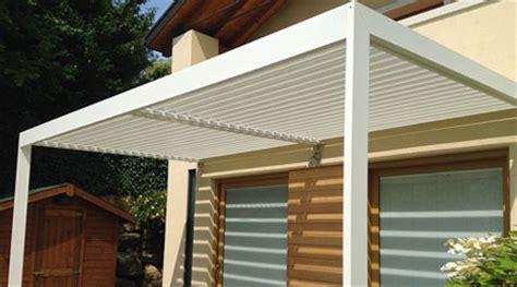 tettoie in alluminio strutture in alluminio venezia treviso lino