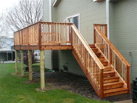Outside Handrails For Stairs Stairs Extraordinary Outdoor Stair Railing Ideas