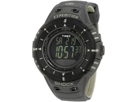 Shock Trail Expedition Timex S T49612 Expedition Trail Series Shock Digital