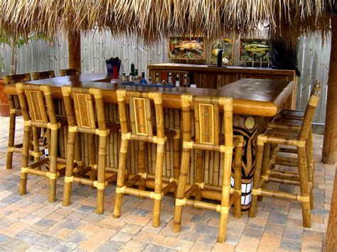 Bamboo Tiki Bar Plans 15 Best Images About Tiki Hut Backyard Ideas On