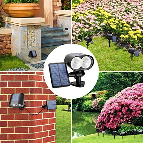 Patio Lights For Cers Mpow Upgraded Solar Ground Lights 2 In 1 Waterproof