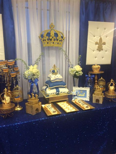 Royal Baby Shower Ideas by Royal Prince Baby Shower Ideas Photo 1 Of 13