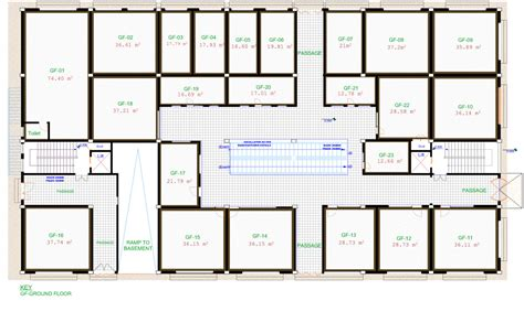 commercial floor plans nasra estate company limited