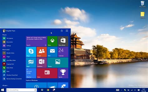 News Starter For Ten by Eerste Indruk Windows 10 Emerce
