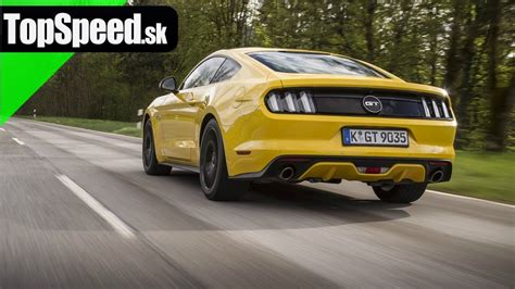 Sa Emblem Gt Taft test ford mustang gt 5 0 coup 233 topspeed sk