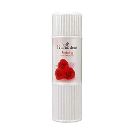 Parfum Enchanteur enchanteur enticing perfumed talc fragrance powder 125g buy in uae health and