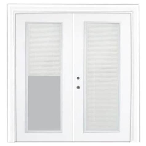 patio doors home depot stanley doors 60 in x 80 in steel patio door with