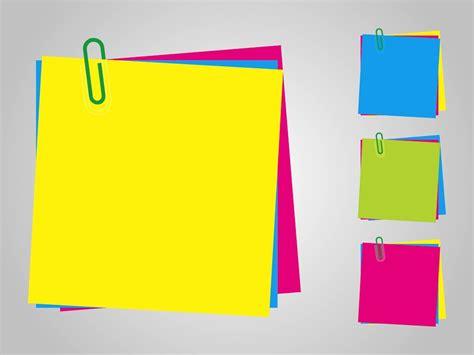 Kertas Post It Paper Notes