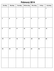 blank one month calendar template printable calendar 2018 printable monthly calendar templates