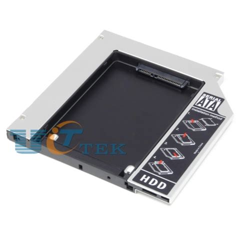 Disk Ssd Macbook Pro laptop 2nd hdd ssd caddy for macbook pro a1181 a1260