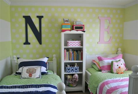 boy and girl bedroom ideas suburbs mama shared kids room take 3