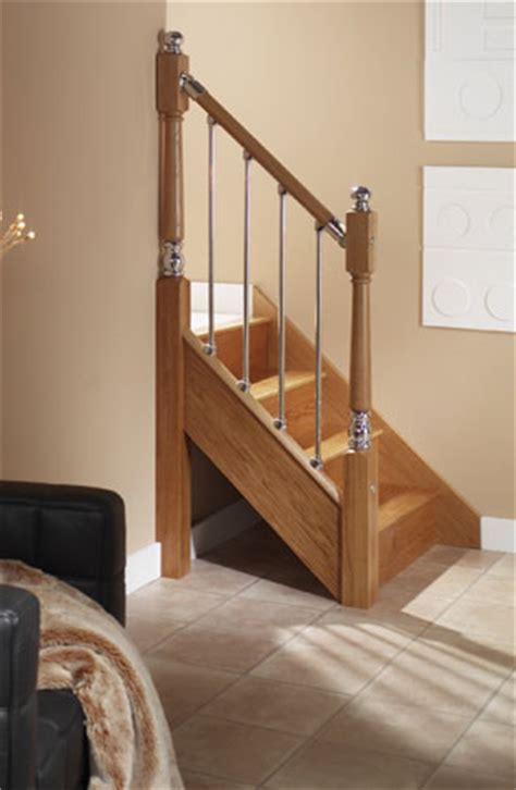 Fitting Banister Spindles by Axxys Stair Parts Chrome Handrail Fittings Axxys Balustrading