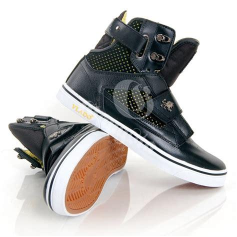 vlado footwear atlas shoes black white gangstagroup