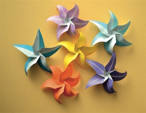 new year origami flower flowers origami tutorials and flowers