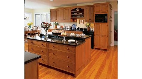 base cabinets for kitchen island 2018 10 cabin kitchen cabinet styles