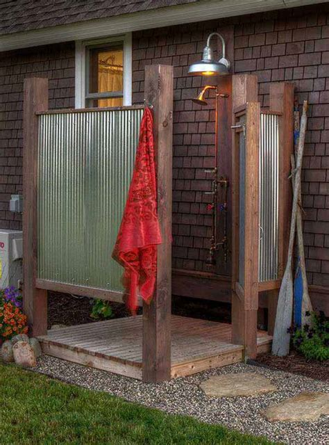 outdoor shower photos 30 cool outdoor showers to spice up your backyard