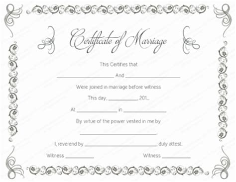 Free marriage liscense search